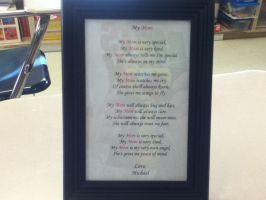 Mother's day poem by Mike-The-Winner