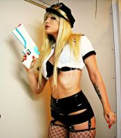 Panty on the Prowl by CosplayButterfly