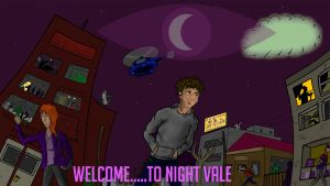Welcome to Night Vale by DrMengus