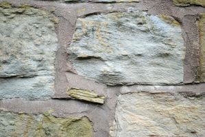 Stone Wall Detail by StooStock