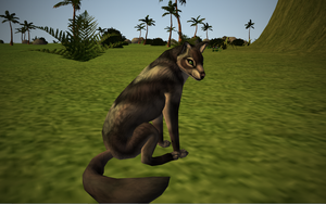 Another Feral Heart wolf preset! by Skylandy