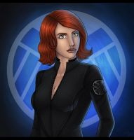 Black Widow by Blue6