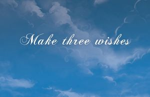 Wishes Postcard Front by JeremyHovan81