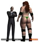Katie Hennessey - wrestler - 6ft 5in - 275lbs - 02 by theamazonclub