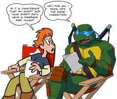 The Garbage men by kappalizzy