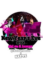 New Years Eve Party by Laazar