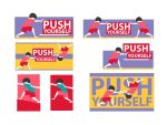 Push Yourself Variations by rp31