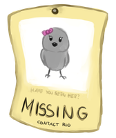 New Fillyland - Chickpea Missing Poster by AzuraJae