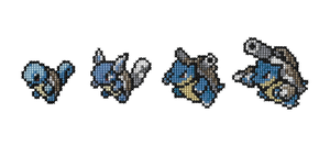 Squirtle Family