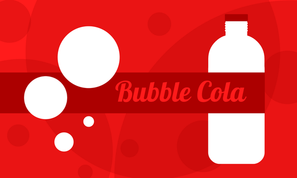 Bubble Cola by RubyTailor