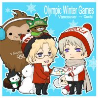 APH - Winter Olympics are over by rukaxxx