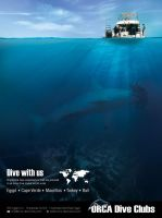 Orca Dive Clubs Uk Ad by ramywafaa