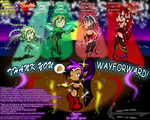 THANK YOU WAYFORWARD featuring HSD and HGH by sonic2000121