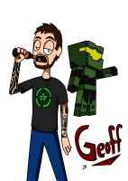 Geoff Lazer Ramsey: Achievement Slayer by Fattybobatty