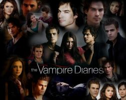 Vampire Diaries BG 2 by TwilightEdward04