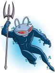 How To Draw DC Villains - Black Manta by TimLevins