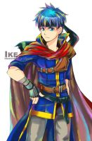 Ike by rdanys