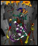 The :Vibrant: Jester by CBSorgeArtworks
