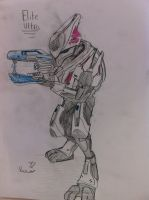Sangheili Ultra from Halo: Reach by Catsville1