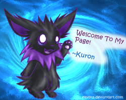 Deviant ID Commission For Kuron by Eevora