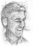 Stardoodle: George Clooney by chillerofhell