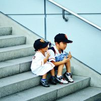 Tiny Giants Fans by sacadura