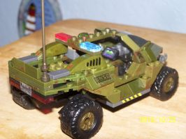 UNSC Warthog Variants MP 07 by coonk9