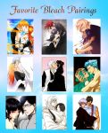 Bleach Pairings by lasan15