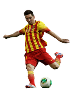 Render Lionel Messi by elatik-p