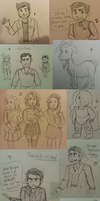 Sketch dump: forty nine by lewisrockets