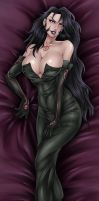 Lust dakimakura commission - 01 by PhantomJAC