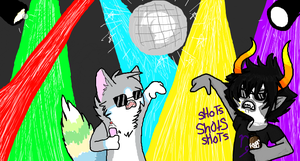SHOTS SHOTS SHOTS SHOTS SHOTS -collab- by Radioactive-Demon