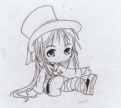 Mad Hatter by nanase08