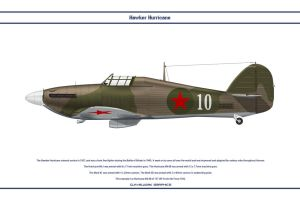 Hurricane USSR 5 by WS-Clave