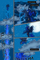 MLP The Fallen Moon Chapter 1 page 3 by Noxavous