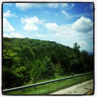 On the Way to Tennessee by wiebkefesch