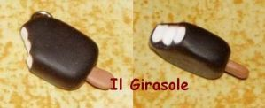 phone strap ice cream by ClaudiaLuna