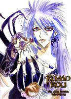Kumo Rou's new cover art by lucidfairy