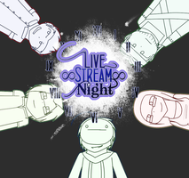 Live Stream Night - Simple version by MacandBloo101