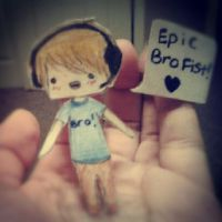 Mini Pewdiepie by kawaiichibi7