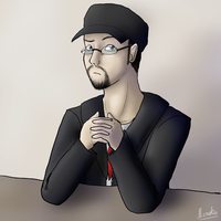 Nostalgia Critic by Noneko
