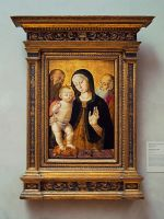 Madonna and Child by Humble-Novice