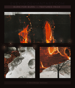 #48 Textures Pack - Burn For Burn by Evey-V