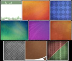Backgrounds Collection by Solacen