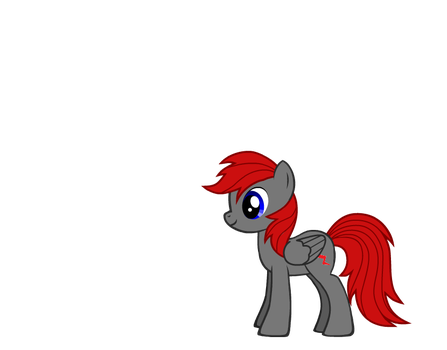 redbolt without eyelashes by skywarp24