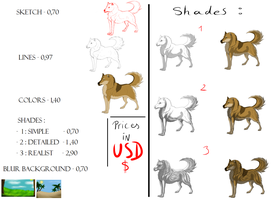comission sheet by wolfhound56200