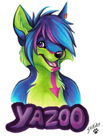 Yazoo Badge by bawky