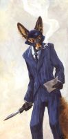 Spy by kenket