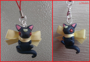 Sailor Moon Luna Charm by Monkiki62