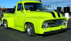 Ford F100 Hot Rod by tundra-timmy